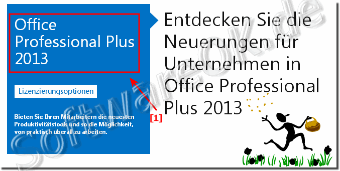 Microsoft Office 2013 downloaden und Testversionen!