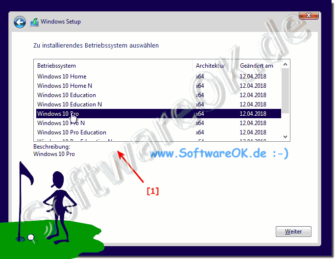 Windows 10 Alle Versionen nach Download!
