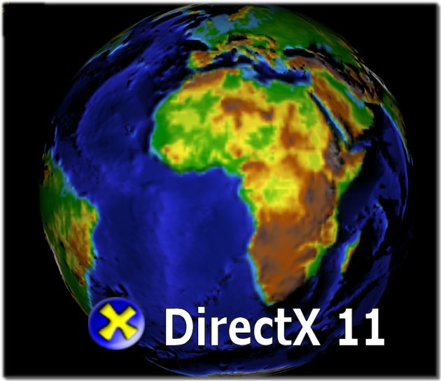Download DirectX 11 für Windows 7 (Direct3D 11)