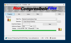 NonCompressibleFiles